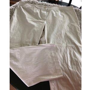 Lane Bryant Khaki Pants Size 26